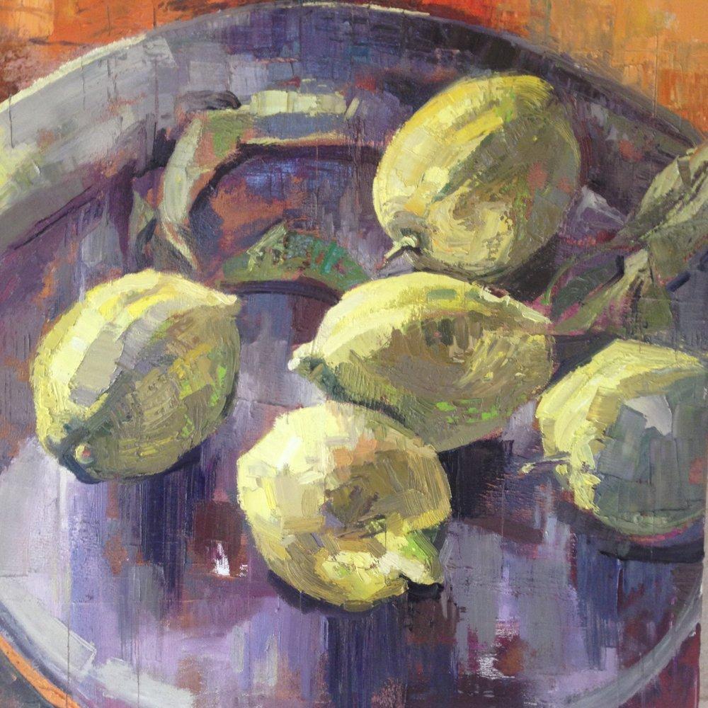 """Lemons from Paulo's Aunty"""