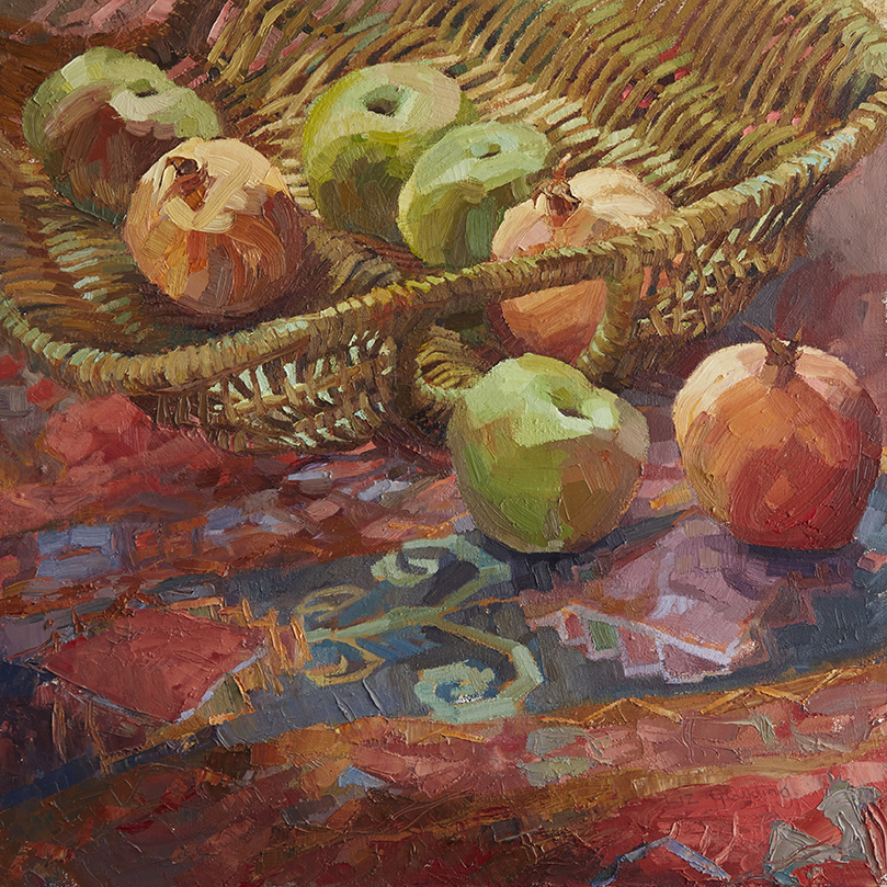 """Apples and Pomegranates"""