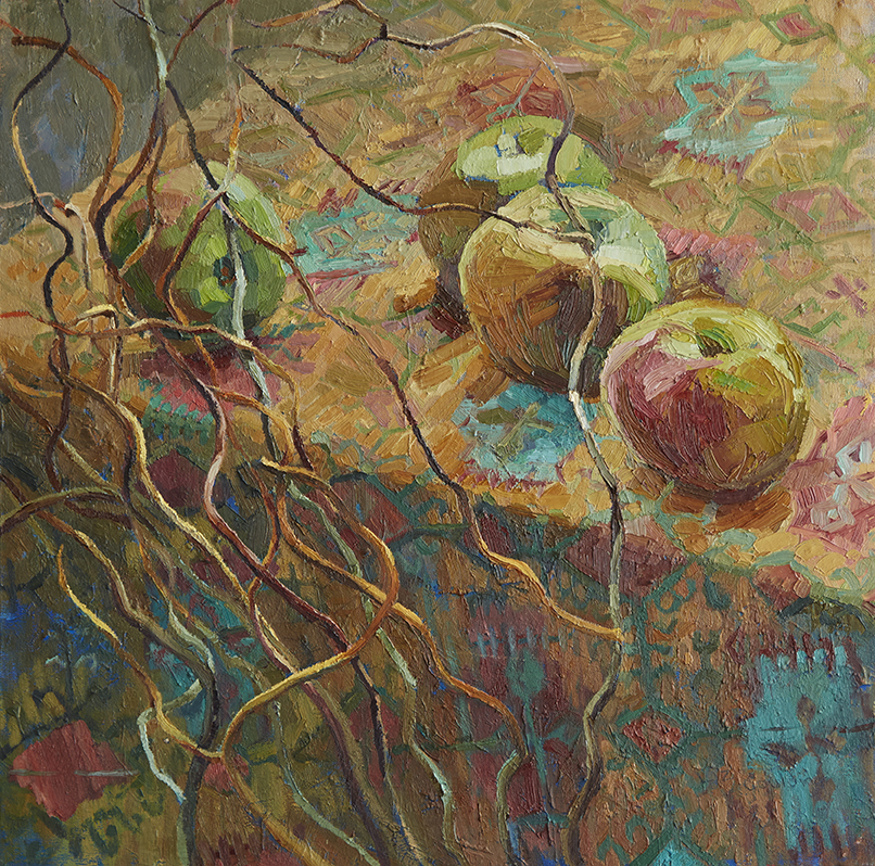 """Apples and Twigs"""
