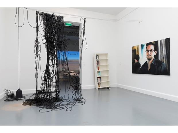 Sense Nonsense exhibition at Van Abbemuseum, Eindhoven, 2014