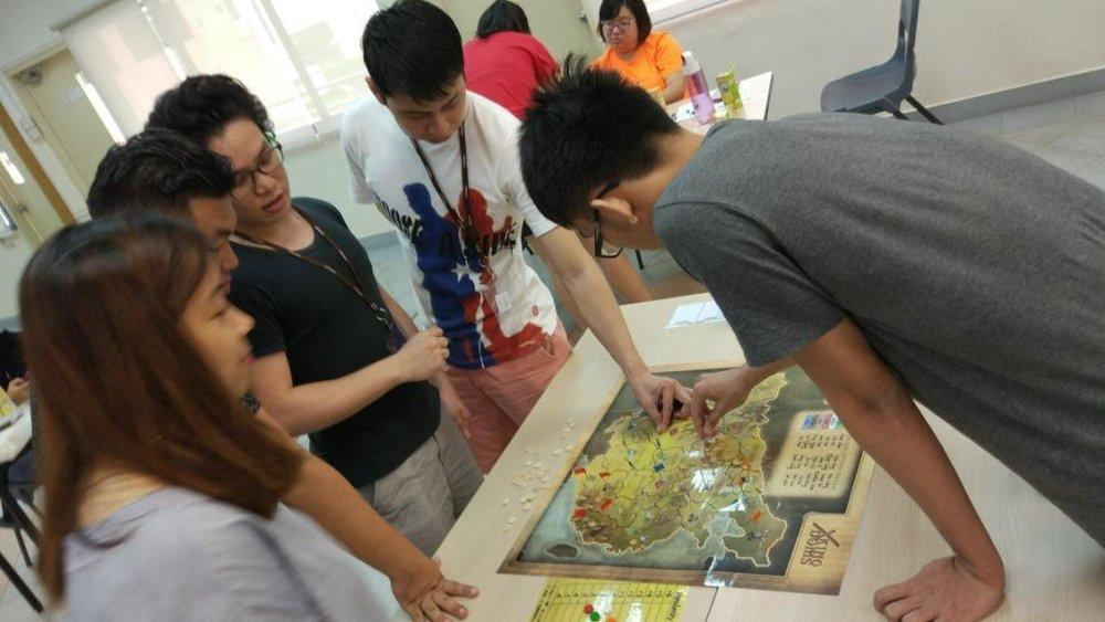X Kingdoms Mega Game