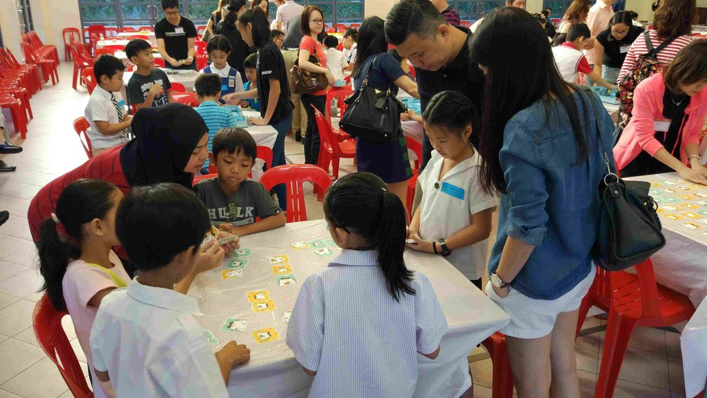 Pick-a-Polar-Bear Game for Pri 1 to Pri 2