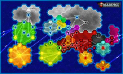 Alliance Mega Game Map