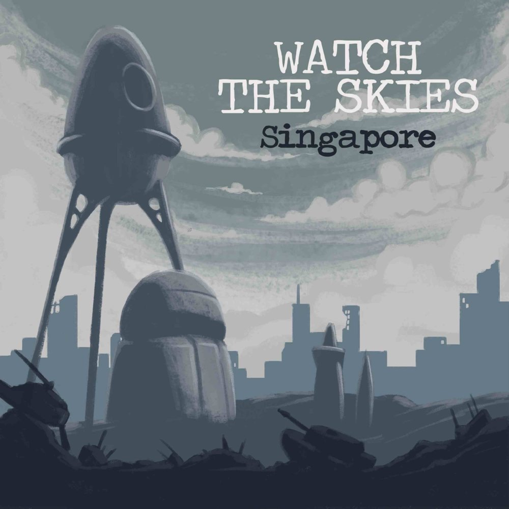 Watch the Skies cover pic