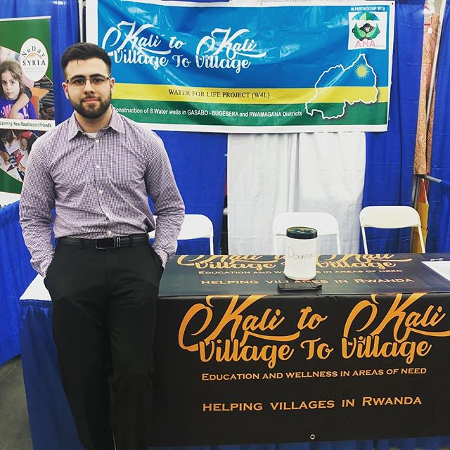 Thanks to all who came out to support us this weekend at ICNA Baltimore. Through your gracious support we can continue to aid communities in need throughout the world! #Kali2Kali