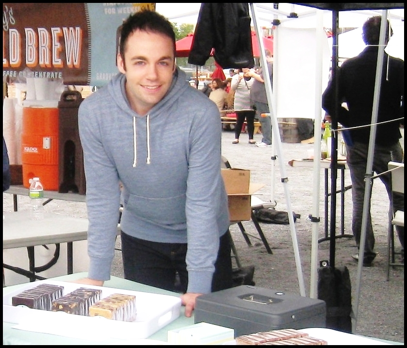2012, selling at the Smorgasburg food market.