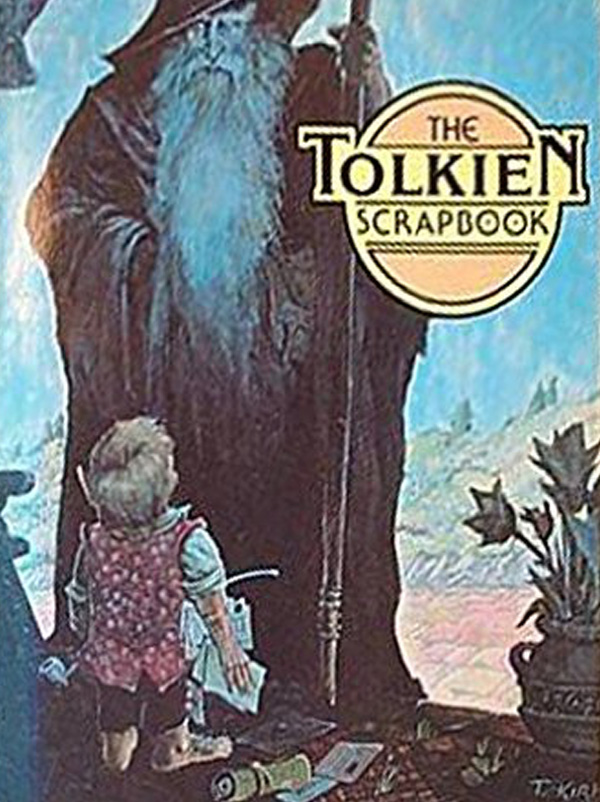 The Tolkein Scrapbook