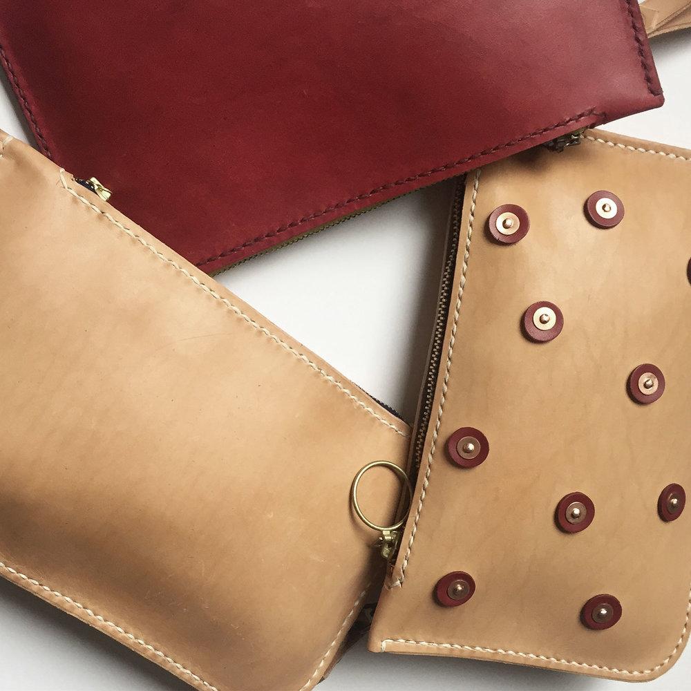 Zip clutches