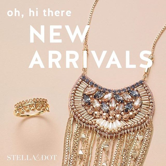 Y'all. Stop the presses. New Stella & Dot arrivals are here!  I've got all the details on the blog today. And...any orders placed today - shipping is on me! 👉🏻link is in my profile  #themrsfisherblog #dallasblogger #stellaanddot #sdjoy #sdstyle #sdstylist #fashion #newblogpost