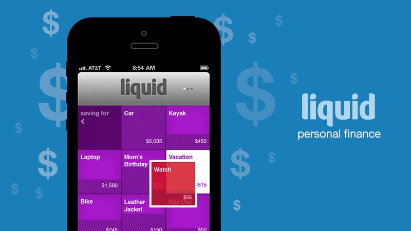 Liquid - iOS App • UX/UI