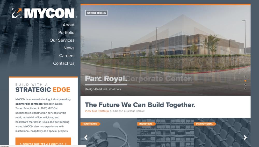 MYCON - WWeb/Brand • UX/UIComing Soon