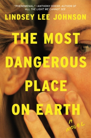 NO HUGGING, NO LEARNING: LINDSEY LEE JOHNSON'S  THE MOST DANGEROUS PLACE ON EARTH   By Kent Dunnington