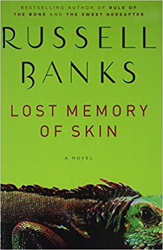 LIZARDS AND LEPERS: THE COMPLICATED WORLD OF RUSSELL BANK'S  LOST MEMORY OF SKIN   By Paul Buchanan