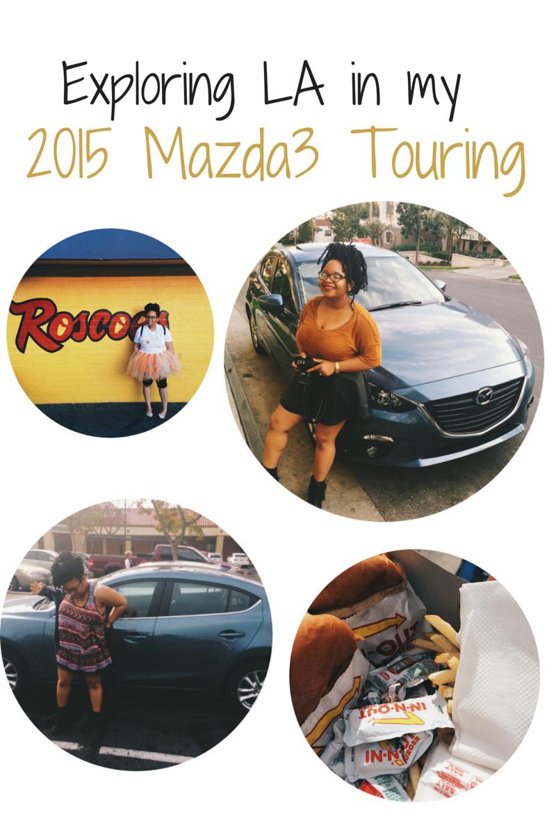 2015 Mazda3 Touring