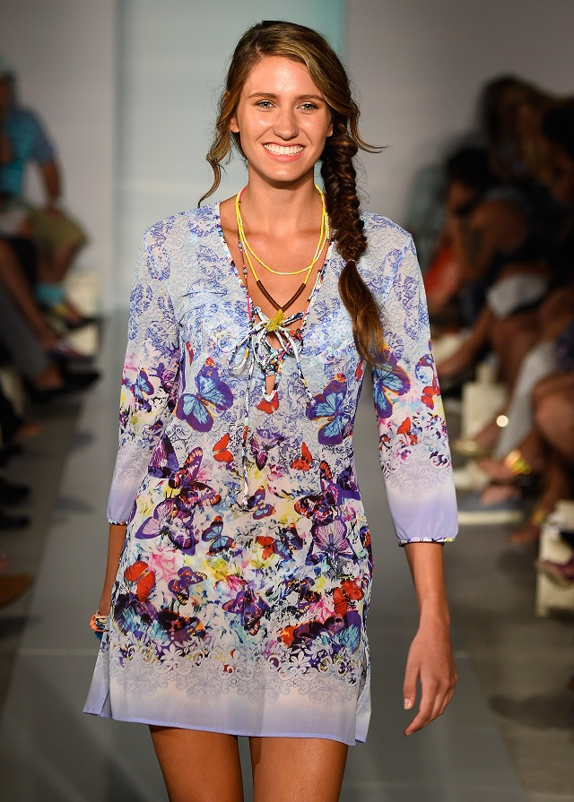 Blush By Gottex Cruise 2016 Runway Show at SWIMMIAMI