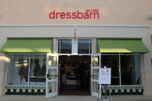 Dressbarn Event With Carmen Marc Valvo