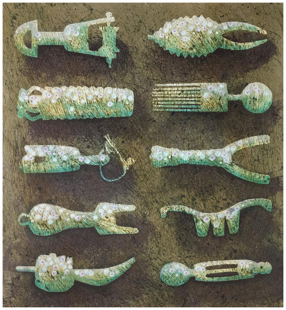Bronwen Paterson   Amulets