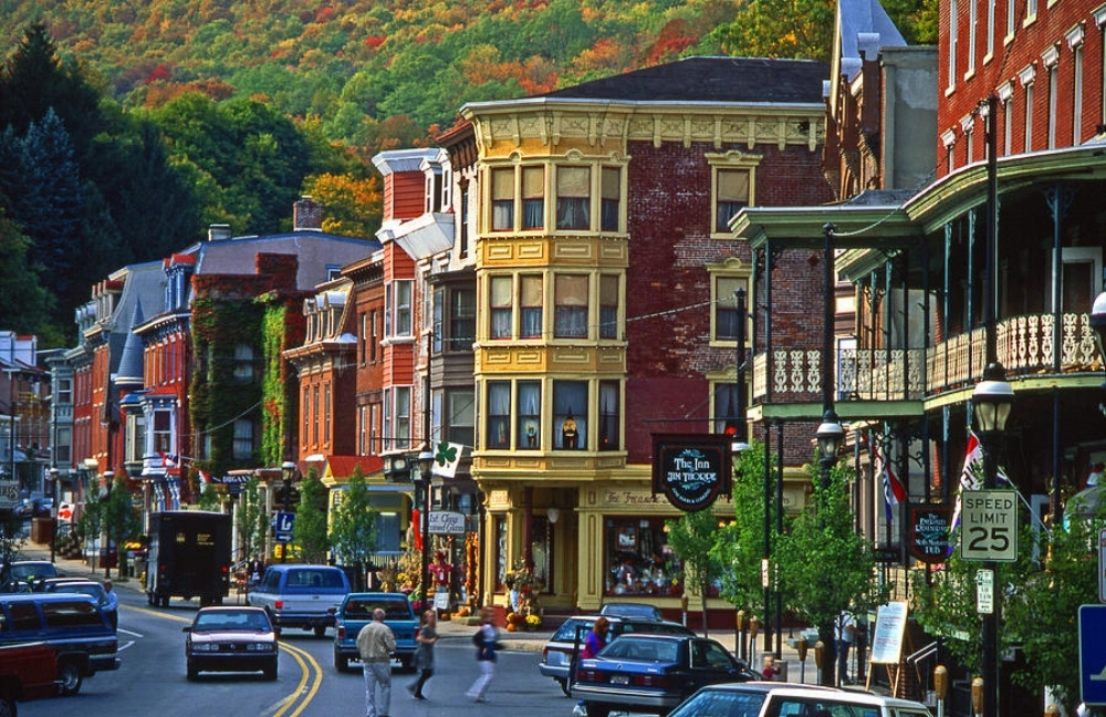 Jim Thorpe. Pennsylvania 18229