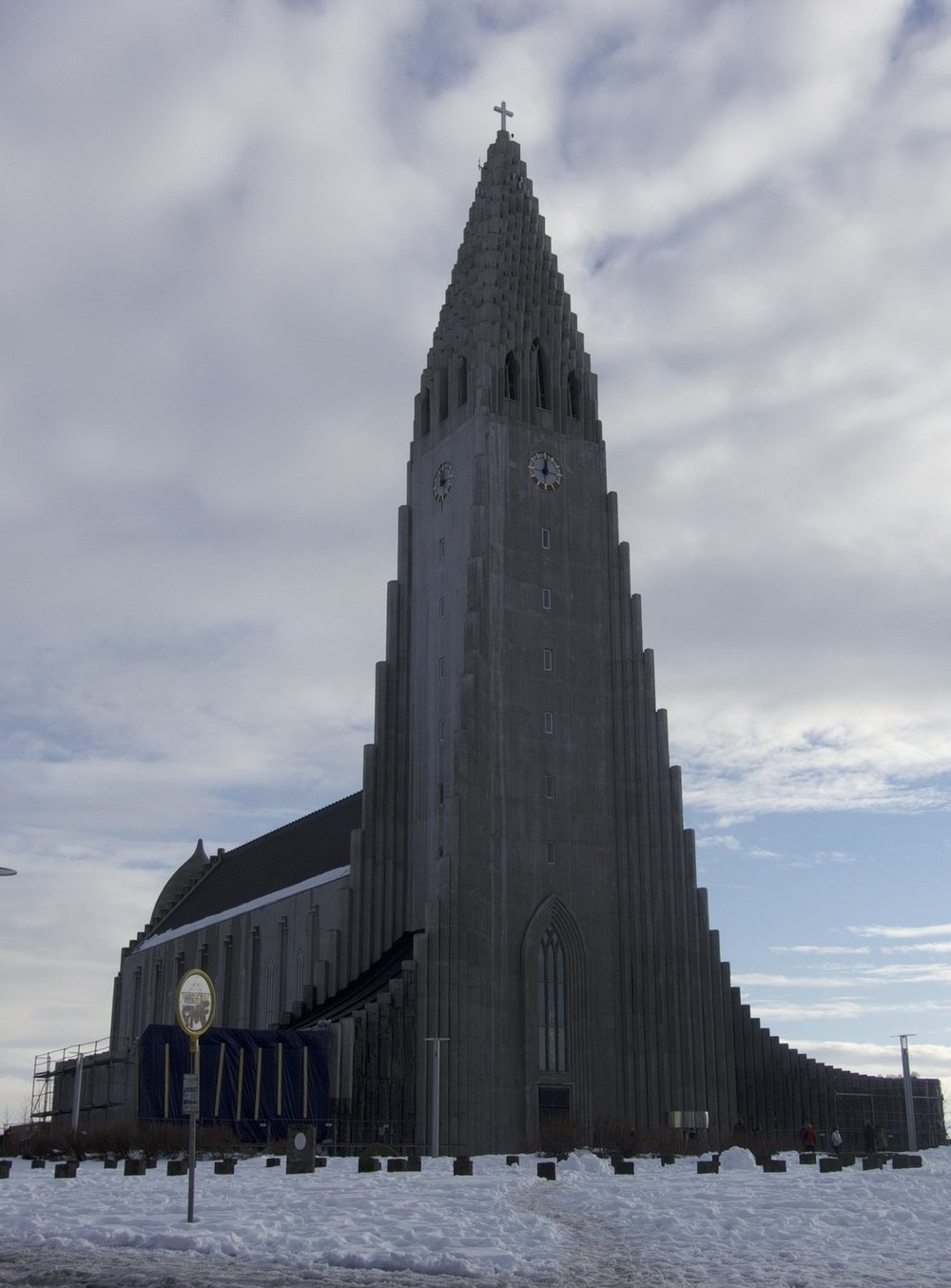 Hallgrímskirkja, Iceland