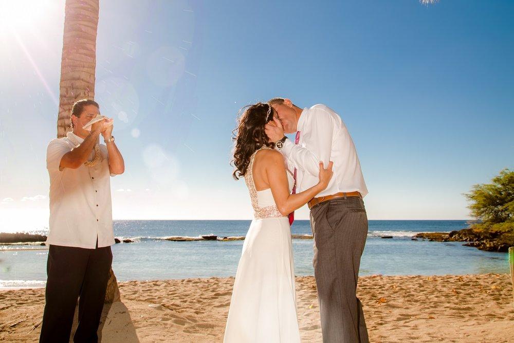 paradise cove wedding oahu hawaii