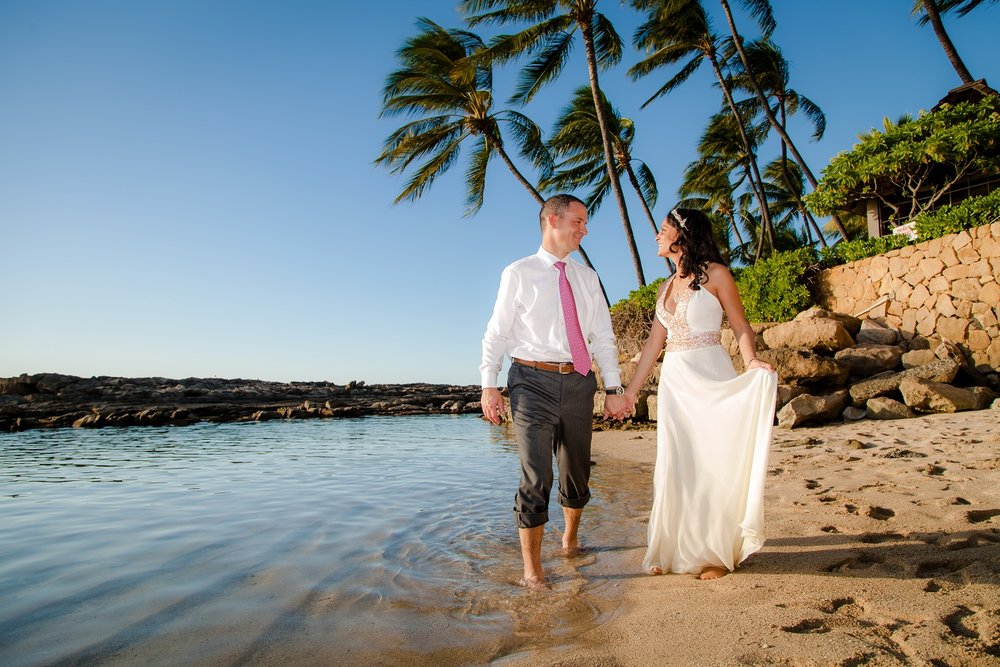 destination wedding photographer hawaii