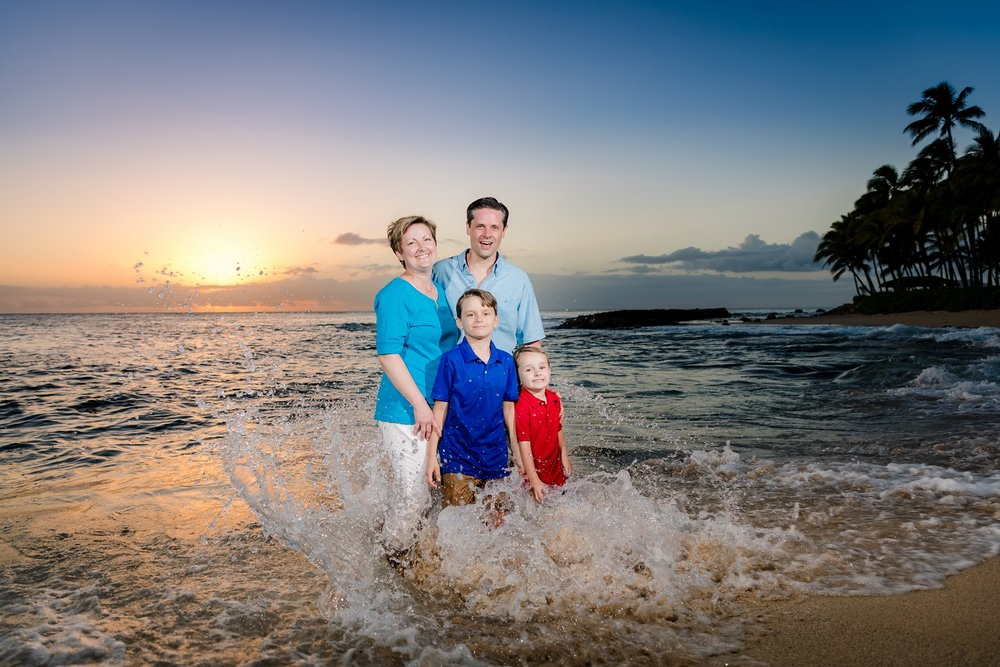 family photography oahu hawaii ko olina