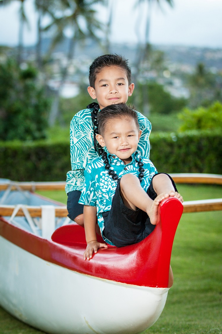 kahala hotel resort family photographer
