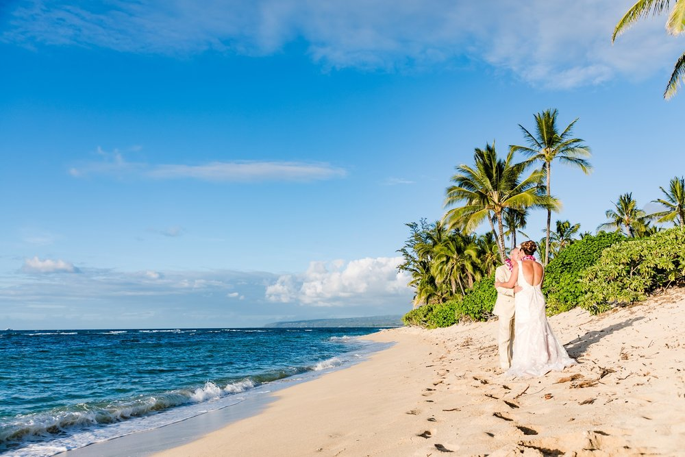 destination wedding in Oahu hawaii