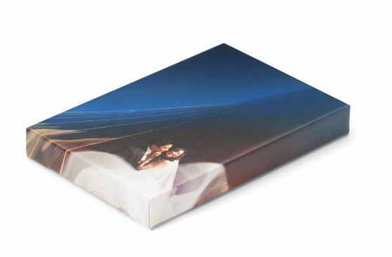 canvas standard gallery wrap example