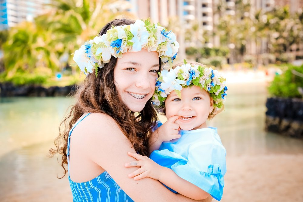 oahu family beach photographer waikiki