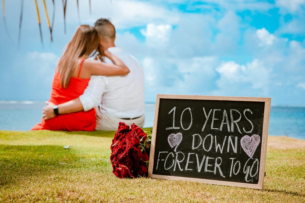 10th Wedding Anniversary…