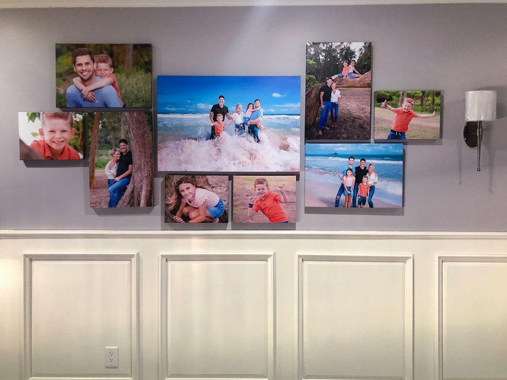 custom canvas portrait prints