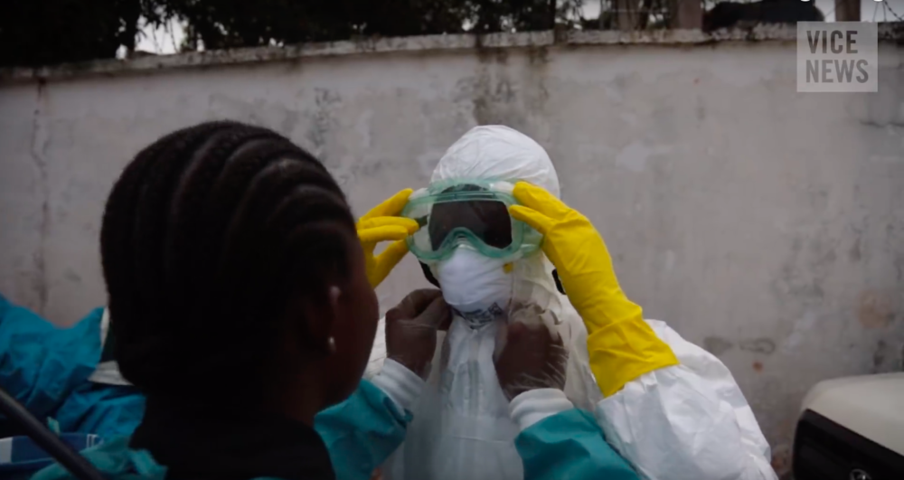 The Fight Against Ebola - VICE NEWSCorrespondent & Producer
