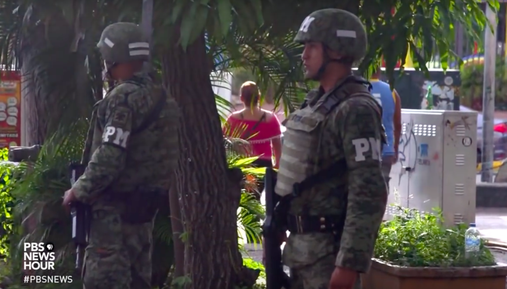 Murder, Extortion and Corruption in Acapulco - PBS NEWSHOURProducer & Special Correspondent