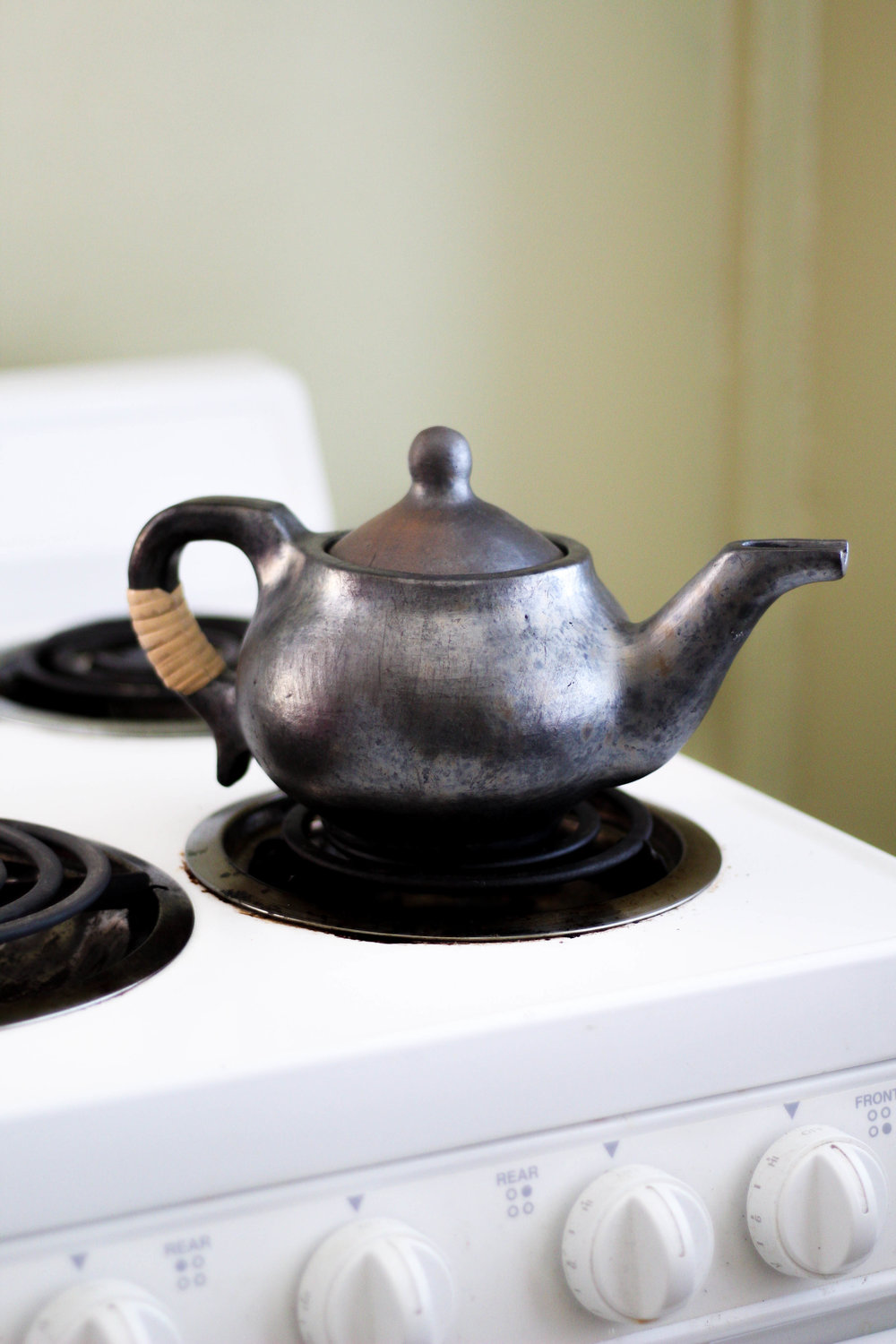 Teapot Preserving Indian Tradition
