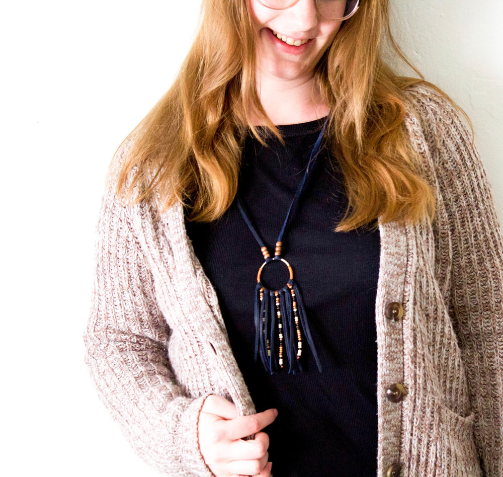 Sonja Necklace by Hand Up Global Goods