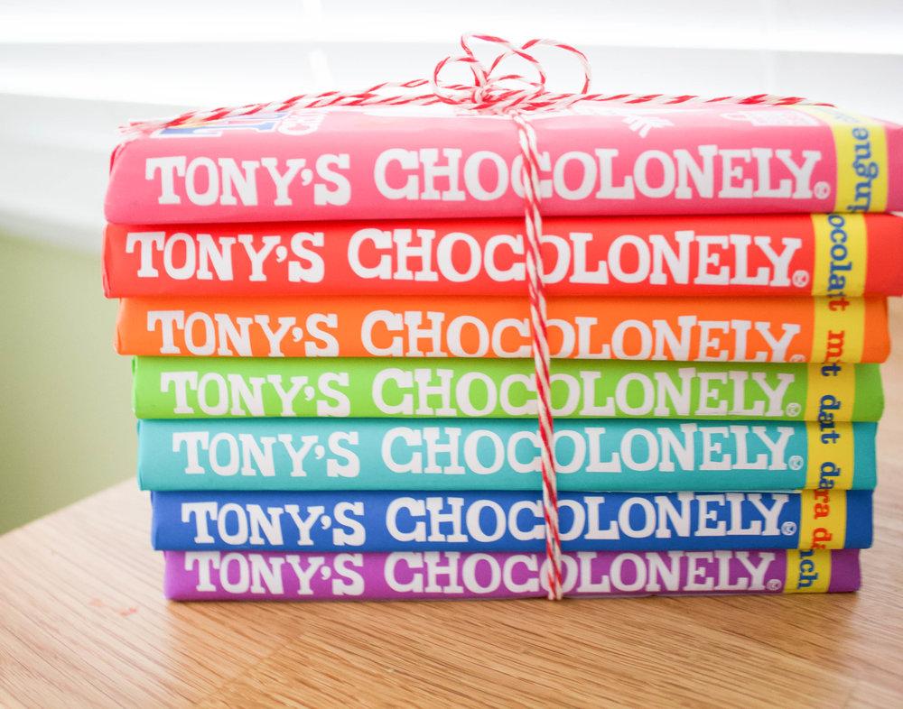 Tony's Chocolate Review