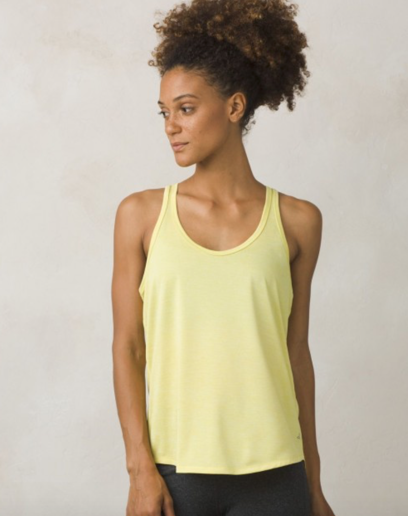 sustainable women's tank top