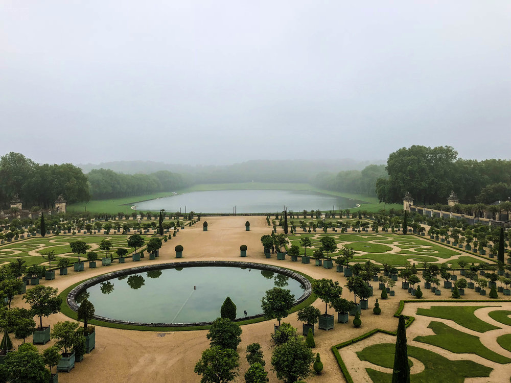 Versaille Tour Review
