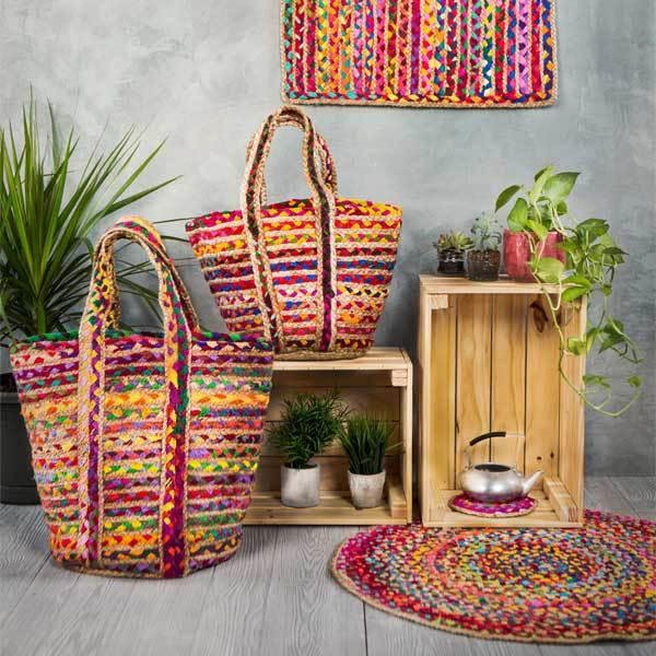fair trade beach bags for ethical living & travel