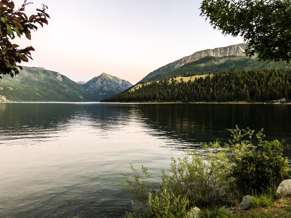 Lake Wallowa