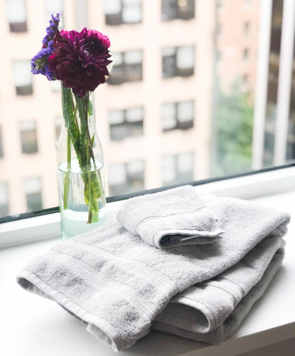 Organic Home Linens & Towels