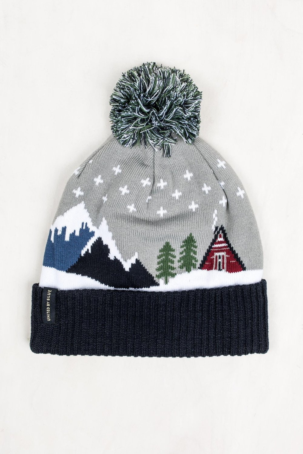 Beanies Made with Recycled Materials