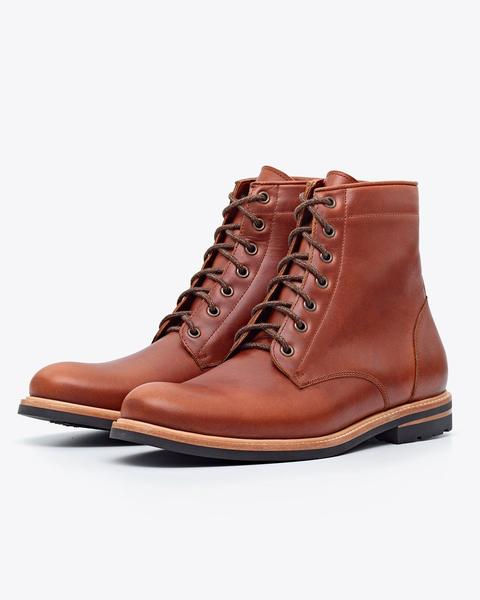 Ethically Made Leather Boots