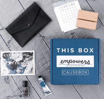Give Back Subscription Box