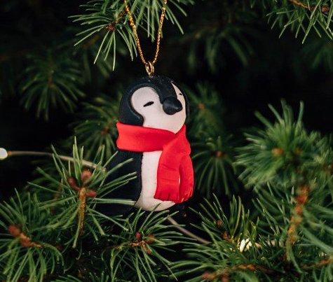 Fair Trade Christmas Tree ornaments