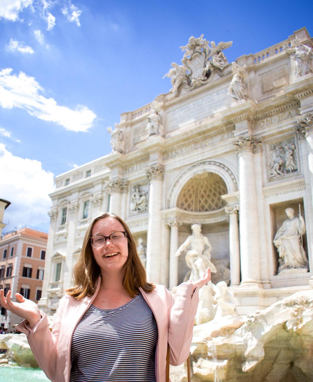 traveling woman at 23