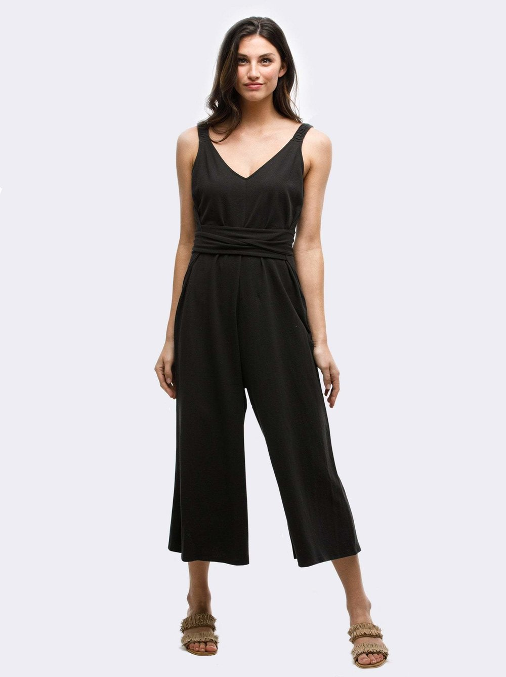 ethically made jumpsuit