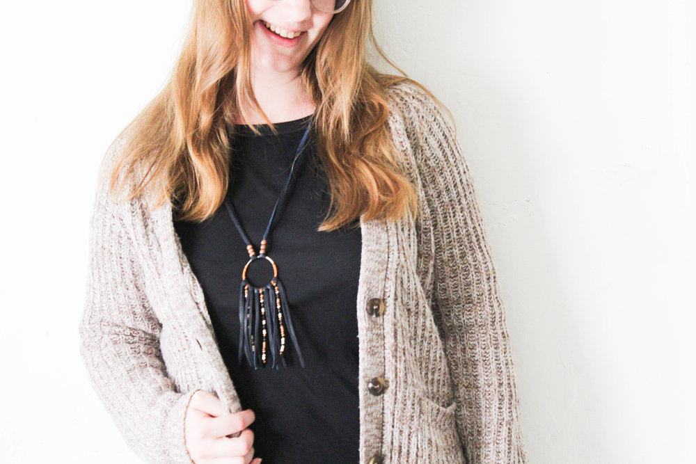 ethically made jewelry from Haiti