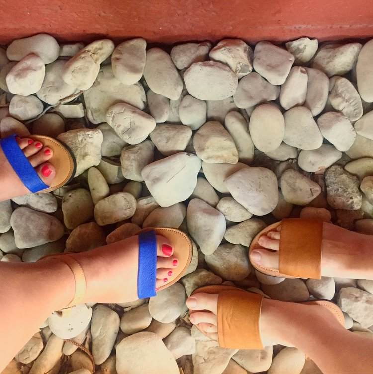 ethically made sandals
